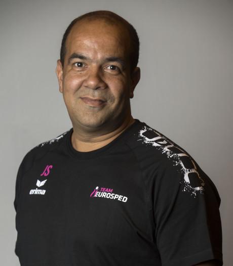 Twentse volleybaltrainer Jeffrey Scharbaai wordt hoofdcoach van eredivisionist Sneek