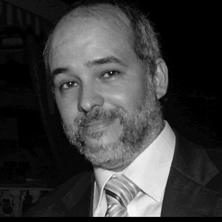 Alfredo Limongi. Ondernemer uit Venezuela, sinds 2003 woonachtig op Curaçao.  Beeld