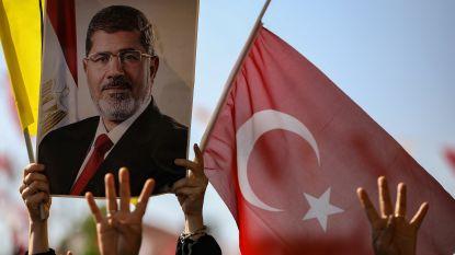 """Egypte weerlegt beschuldigingen Erdogan: """"Geen bewijs dat Morsi gedood werd"""""""