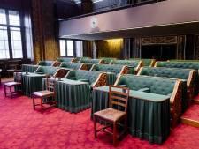 Leden Provinciale Staten kiezen Eerste Kamer