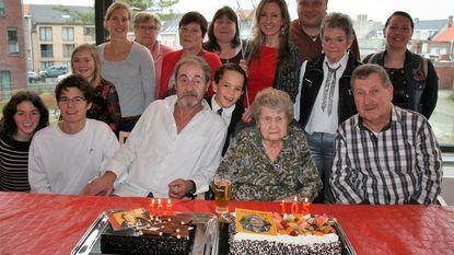Met haar 105de verjaardag is Cecilia oudste inwoner van Ekeren