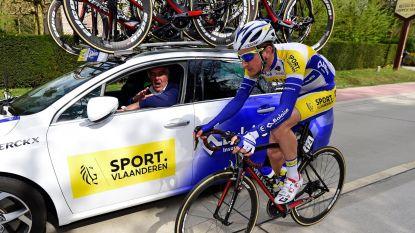 Edward Planckaert geopereerd aan sleutelbeen na val in openingsrit Baloise Belgium Tour