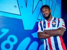 John Yeboah tekent voor drie jaar bij Willem II en is al mee naar Luxemburg