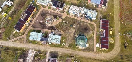 Ecodorp Boekel is steeds meer een proeftuin voor de bouw