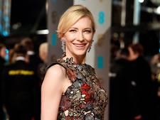 Kate Blachett schittert in nieuwe Thor-film