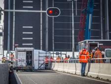 Haringvlietbrug is twee weekeinden dicht