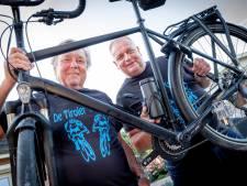 Oud-Beijerlanders fietsen naar Tirol voor Hospice Hoeksche Waard