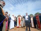 Ruim 10.000 Suryoye delen verdriet en lekkers op paasfeest in Glane