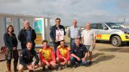Nieuw paviljoen voor bib en animatie op strand van Zeebrugge