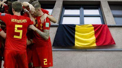 Opgelet: Belgische vlag uit uw raam en/of hoesjes rond uw autospiegels kunnen u duur komen te staan