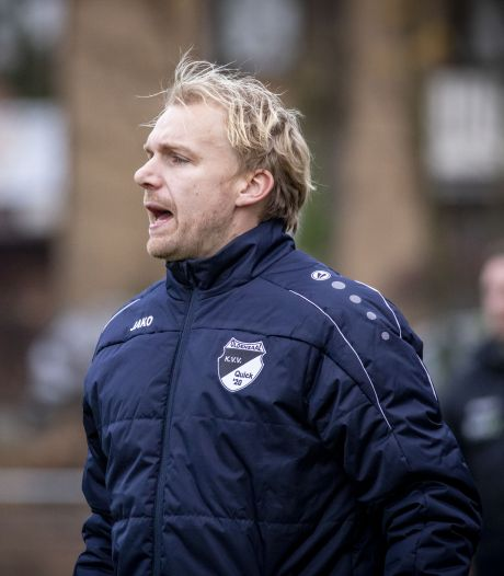 Engbers stopt bij Hulzense Boys, Niks langer coach DOS'37