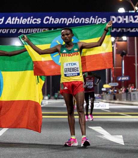 'Olympische marathon toch in Tokio, desnoods 's nachts'