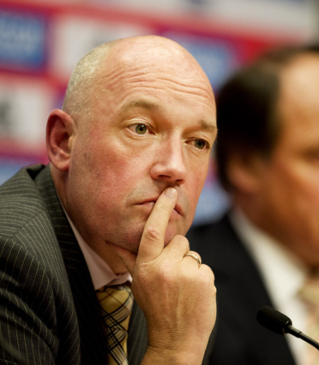 Financieel directeur Slop vertrekt na dit seizoen bij Ajax