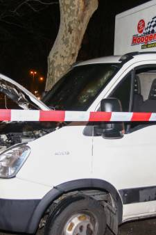 Weer voertuigbranden in Vlaardingen