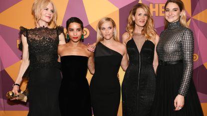Fikse opslag voor Reese Witherspoon en Nicole Kidman in tweede seizoen 'Big Little Lies'