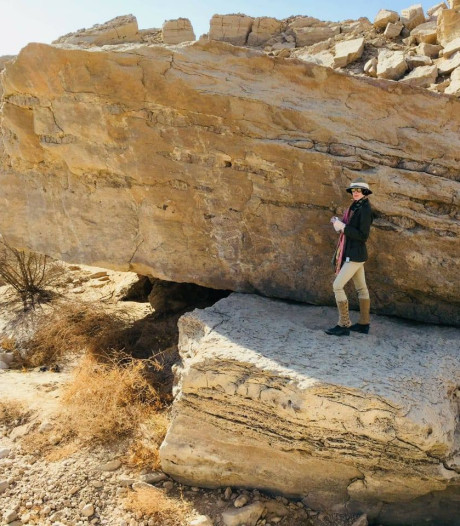 Archeologen vinden 3500 jaar oude rotstekeningen in riviervallei Egypte
