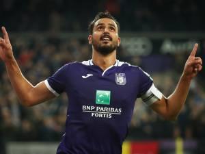 """Nacer Chadli restera-t-il à Anderlecht? """"Toutes les portes sont ouvertes"""""""