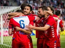 FC Utrecht naar finale play-offs na benauwde zege op Heerenveen
