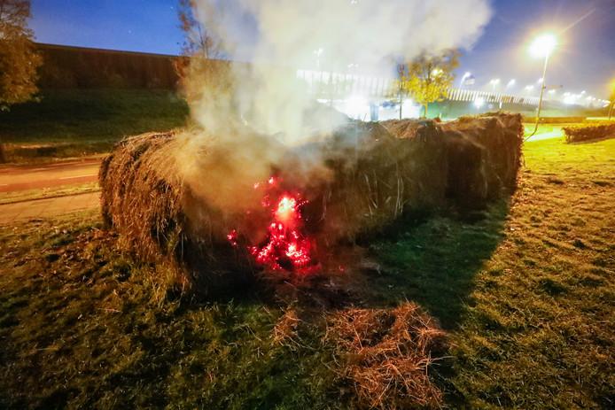 Brand in Veldhoven