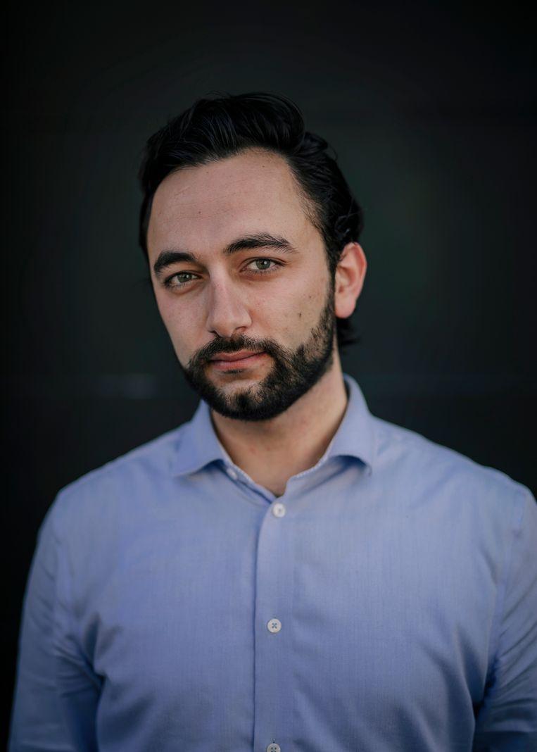 Rawand Hassan (29). Beeld Marc Driessen
