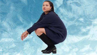 Van plussize kledij naar plussize schoenen: Universal Standards lanceert laarzen die elke vrouw passen