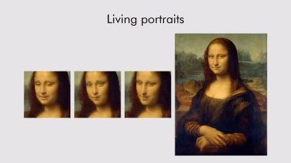 Wat als Mona Lisa kon praten? 'Deepfake' brengt wereldberoemd schilderij tot leven
