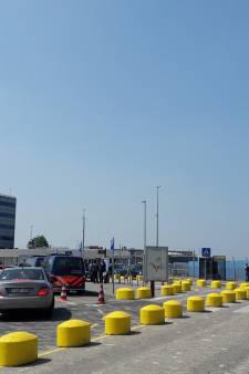 Belgen zijn welkom op Eindhoven Airport, taxi-ronselaars niet