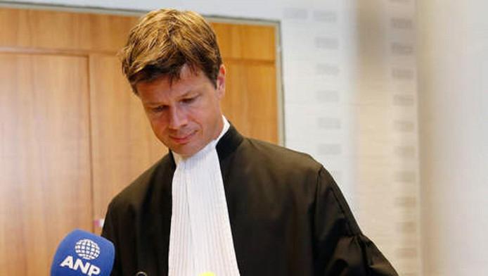 Willem Jebbink is de advocaat van Volkert van der Graaf.
