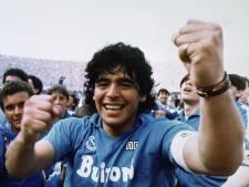 Twente speelde ooit tegen Maradona: 'De mensen waren bezeten van hem'