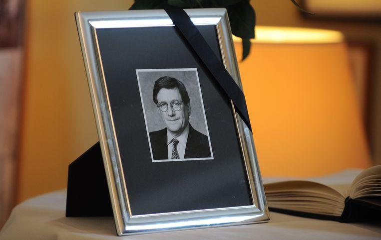 Richard Holbrooke (1941-2010). Beeld Patrick Sinkel / Dapd