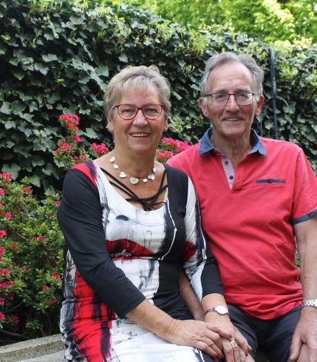 Jo en Ad Kersten in Asten: geen traditioneel, wel gelukkig huwelijk