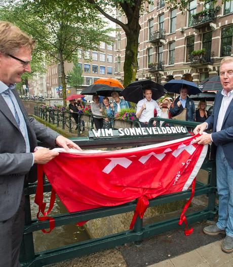 Brug 175 heet vanaf nu de Wim Sonneveldbrug