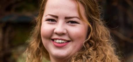 Dorien Wind uit Almelo is de nieuwe voorzitter van de CDA-jongeren Overijssel