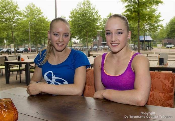 Sanne en Lieke Wevers