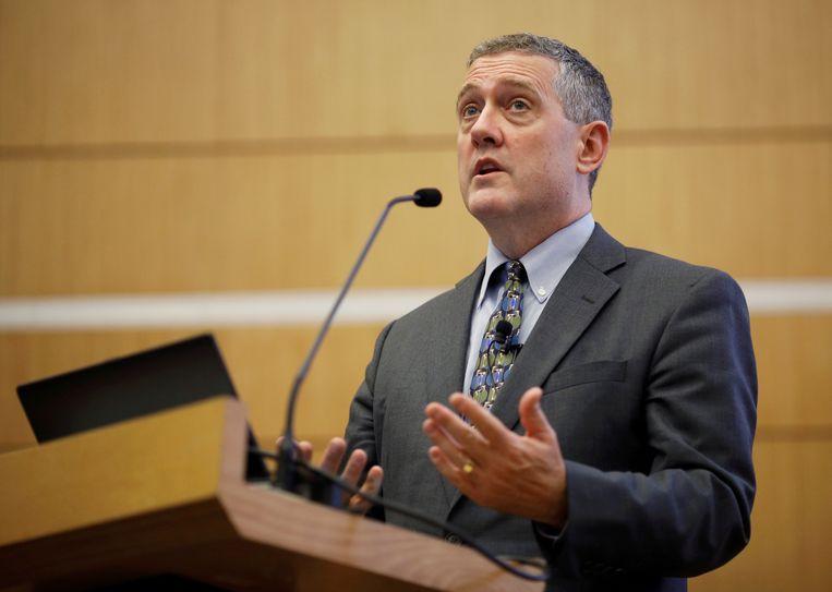 Fed-bestuurder James Bullard van de Amerikaanse centrale bank.