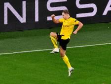 Sancho en Haaland bezorgen Dortmund eerste zege, Vormer en Hoedt spelen gelijk