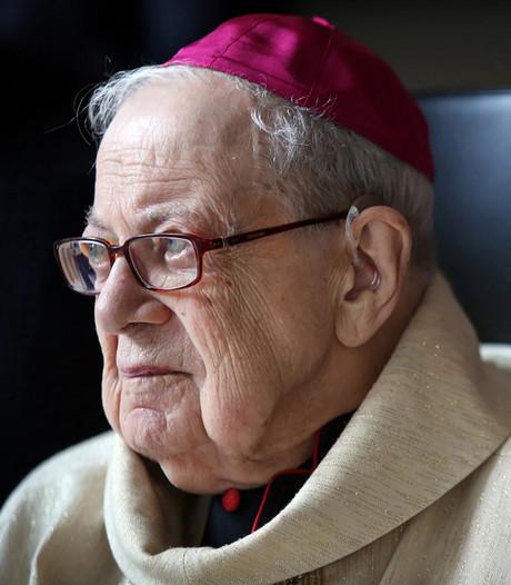 Uitvaart van emeritus-bisschop Huub Ernst volgende week maandag in Breda