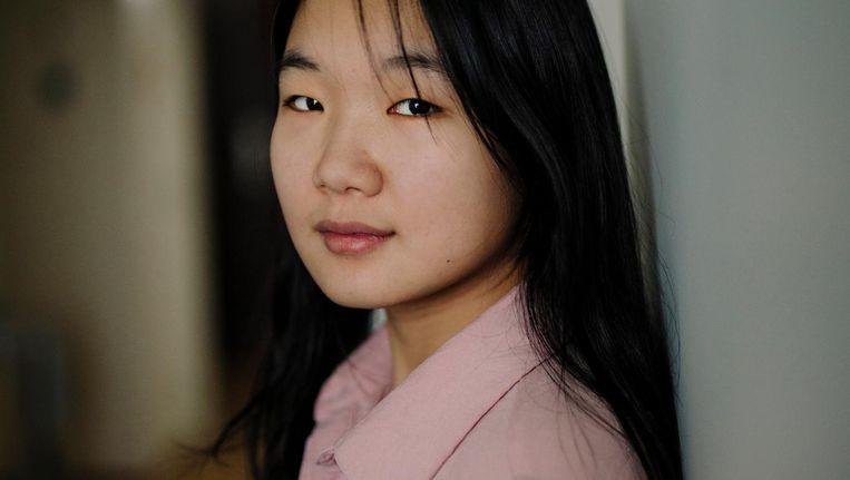 Betty Chen: 'Ik voel me welkom, maar niet veilig' Beeld Marc Driessen