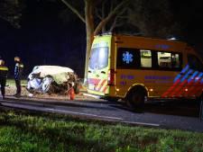 Dodelijk ongeval op de N65 tussen Vught en Helvoirt