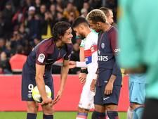 Emery: Dit moeten Neymar en Cavani zelf oplossen