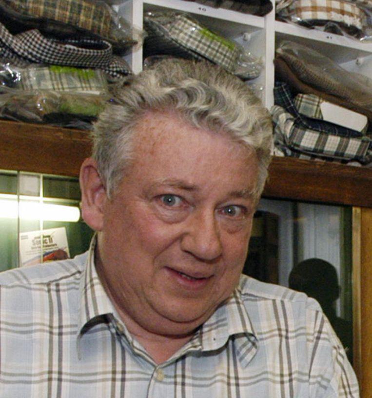 Wapenhandelaar GEORGES LANG