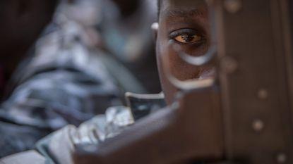 900 kindsoldaten die tegen Boko Haram streden bevrijd in Nigeria