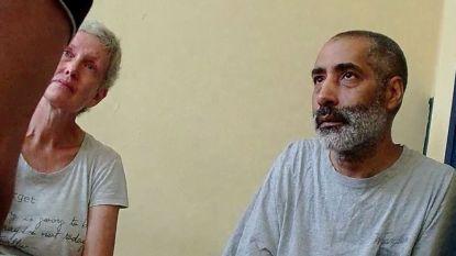 """Duivelskoppel na 23 jaar op de vlucht weer in België: """"Blij om terug te keren"""""""