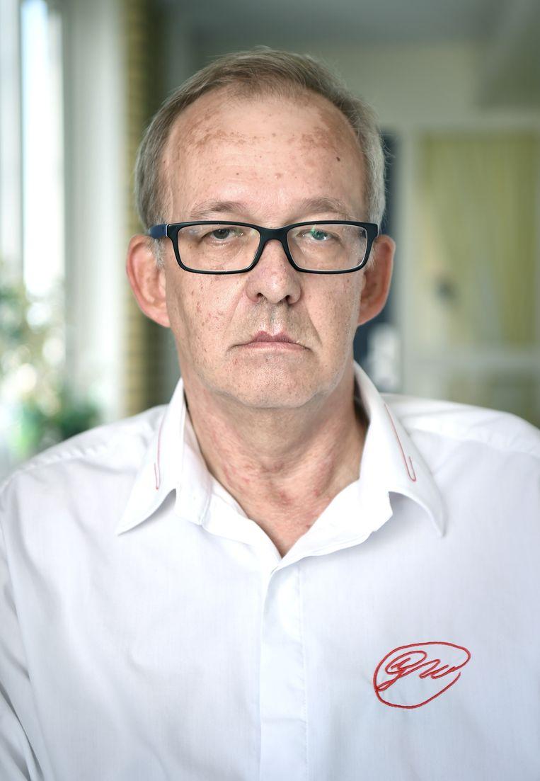 Ger Willems. Beeld Marcel van den Bergh / de Volkskrant