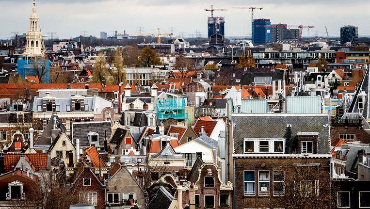 De Amsterdamse woningmarkt is vaak een probleem voor buitenlandse bedrijven Beeld anp