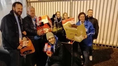 Zo groot is het hart van de Buffalo-supporters: massa's speculaas mee voor inzamelactie in Genk