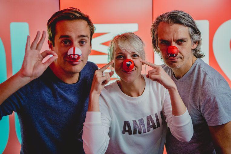 Sam, Heidi en Wim