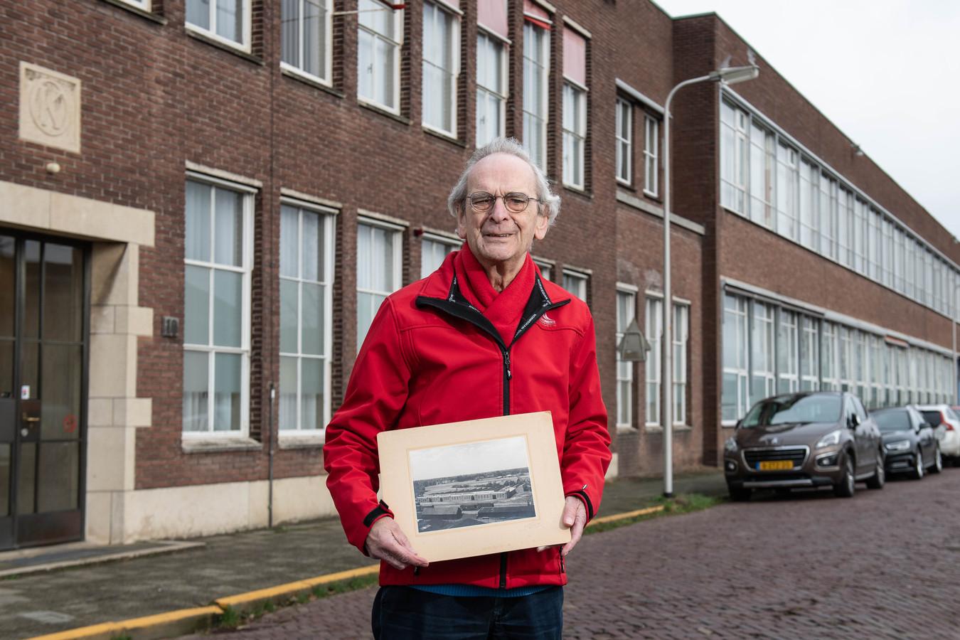 Het boek 'Een eeuw Odink & Koenderink' van Gerard Hofste op Bruinink wordt op 1 februari gepresenteerd in het fabriekspand aan de Parallelweg.