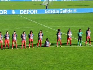 """Deze Spaanse voetbalster besloot niet mee te doen aan minuut stilte voor Maradona: """"Niet voor zo iemand"""""""