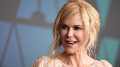 Nicole Kidman moet schuilen voor schietpartij tijdens opnames